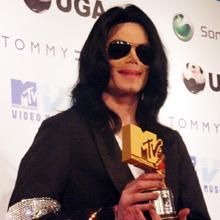 『Legend Award』に輝いたマイケル・ジャクソン