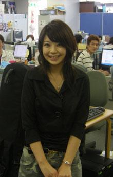 リリースに先立ち、PRの一環としてオリコンを訪問。