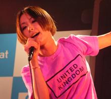 イベントで新曲「Magic Music」(6月28日リリース)を初披露!
