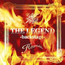 裏ベストアルバム『THE LEGEND -backstage-』
