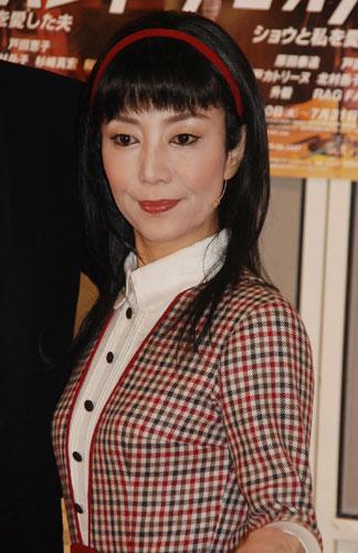 いつまでもお綺麗な戸田恵子